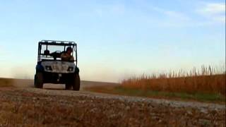 7. Cub Cadet 4x4 Volunteer EFI Utility Vehicle