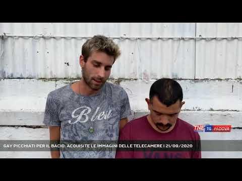 GAY PICCHIATI PER IL BACIO: ACQUISITE LE IMMAGINI DELLE TELECAMERE | 21/09/2020