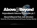 Above & Beyond feat. Zoë Johnston - Save Me (Thomas Schwartz & Fausto Fanizza Remix)