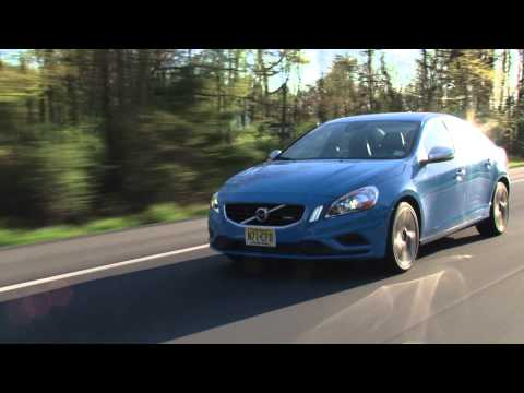 volvo - Test Drive Now review by Drive Time with Steve Hammes of the 2013 Volvo S60 T6 AWD R-Design Platinum. MSRP as tested: $48395. www.Twitter.com/DriveTimeVideo...
