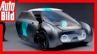 Next, please - Minis Zukunft (Mini Vision Next 100/ Studie) by Auto Bild