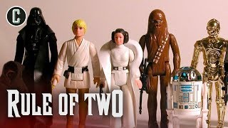 Top 10 Best Star Wars Toys - Rule of Two by Collider