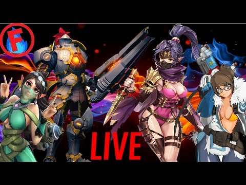 Live on Twitch : Mobile Arena Just Play and Chill