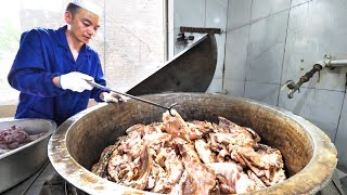 Video WOWWW!!! EXTREME 500 KG Lamb TUB + INSANE Street Food in China | Going DEEP for Chinese Street Food! MP3, 3GP, MP4, WEBM, AVI, FLV Juli 2018