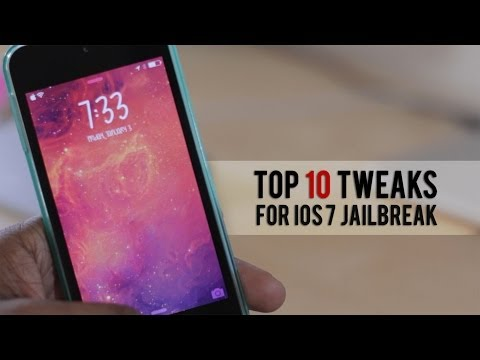 Top 10 Best iOS 7 Jailbreak Tweaks and Apps 2014 for iPhone 5s/5/4s/4 and iPod Touch 5G