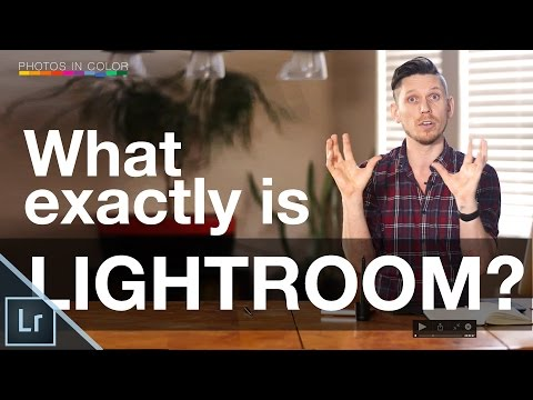 What is Lightroom CC? Why Should Photographers use Adobe Photoshop Lightroom