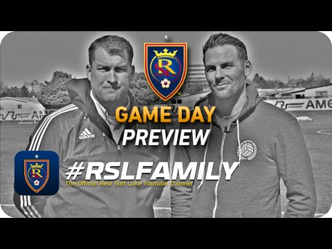 Video: Real Salt Lake vs LA Galaxy - Gameday Preview