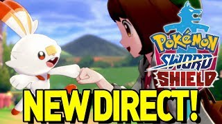 NEW POKEMON ANNOUNCEMENT! Pokemon Sword and Shield Nintendo Direct and Rumor Discussion! by aDrive