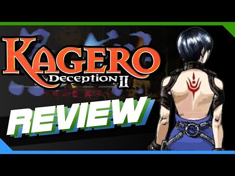 Kagero - Deception 2 Review (PS1)