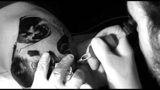 Skull Tattoo Time Lapse. Rafa Garabal.