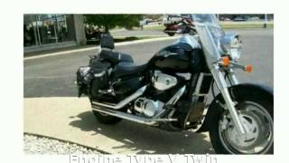 4. 2005 Suzuki Boulevard C90 Black Review, Specification