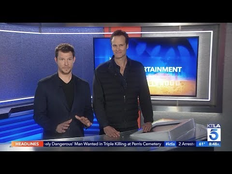"Director Randall Batinkoff & Star Eric Mabius on the Film Based on a True Story ""Inside Game"""