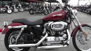 1. 426811 - 2009 Harley Davidson Sportster 1200 Custom   XL1200C - Used motorcycles for sale