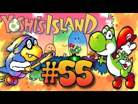 Let's Play Yoshis Island (German/Deutsch/WiiU) Part 55: Spezial 1 : Bello Magma (видео)