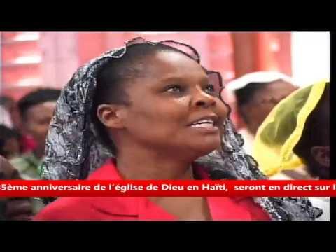Eglise de Dieu Rue du Centre - en direct