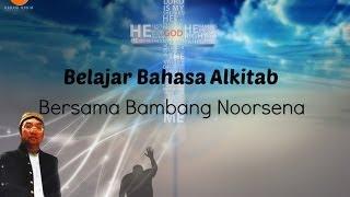 Video Dogma Islamologi yg salah kaprah by Bambang Noorsena MP3, 3GP, MP4, WEBM, AVI, FLV Februari 2019