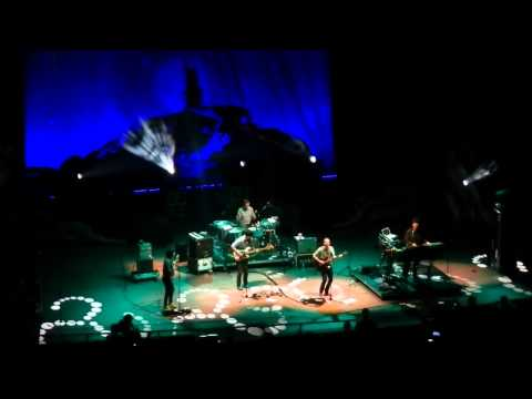 @ Red Rocks May 29, 2012 great sound!