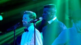 Ricky Wilson And Emmanuel Nwamadi Perform Crazy