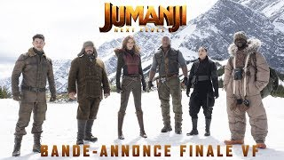 Jumanji: next level - Bande annonce