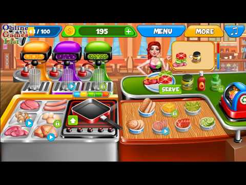 Cooking Yard Restaurant Android Gameplay