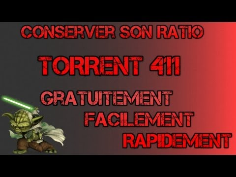 comment monter son ratio utorrent
