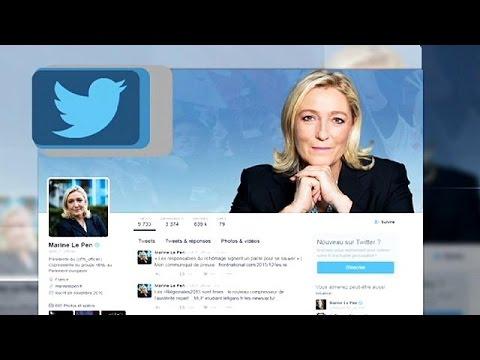 Γαλλία: Θύελλα αντιδράσεων για tweets της Λεπέν με θύματα του ΙΚΙΛ