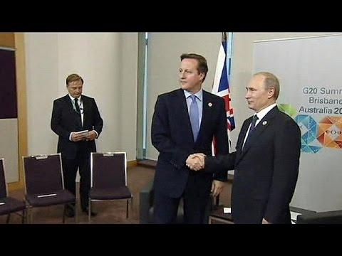 Brexit: Ο Πούτιν υπέρ του Brexit σύμφωνα με τον Κάμερον