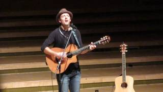 Jason Mraz - Let's See What The Night Can Do Bucharest 11/03/2017