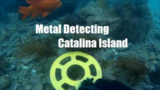 The cost, versatility, compactness, and the research I did ahead of time caused me to buy a DetectorPro Underwater. This was my first time metal detecting with it. I got it as a Christmas present. I bought it on eBay for $360. Brand new, they retail for over $600.I noticed after posting this video initially that it was a bit choppy. Windows Movie Maker caused a flicker when it saved it. This new upload is the same video without the flicker, so if you've seen this video before, please enjoy it again without the flicker :) The fix? Taking off the vibration reduction option on the video. Within this video, I'm filming with a SJ4000, using a DetectorPro Underwater, and scuba diving no more than 20 feet. I start off in the deeper end and work my way toward the beach. I was fully expecting to find jewelry because I had every time previous to this trip to Catalina. Catalina Island has always brought me great surprises! Don't forget to comment below whether you like shorter metal detecting videos or the longer, more adventurous videos. Thanks!