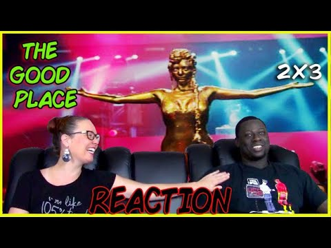 The Good Place 2x03 Team Cockroach YT REACTION (ALL Season 2 FULL & Edited Reactions on Patreon)