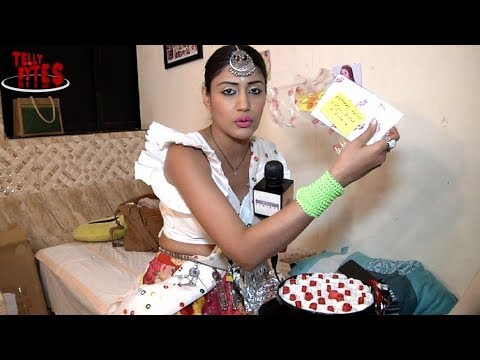 Surbhi Chandna aka Anika Receives Gifts From Her F
