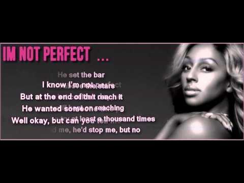 Alexandra Burke - Perfect lyrics