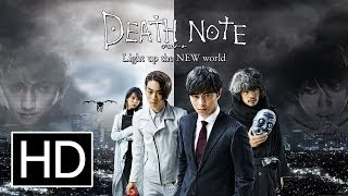 Nonton Death Note Light Up the New World - Official Trailer Film Subtitle Indonesia Streaming Movie Download