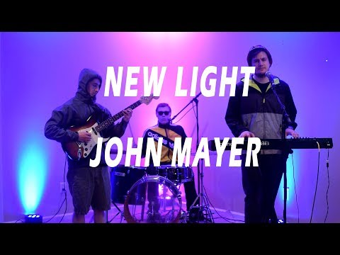 New Light (John Mayer Cover) - Threesound