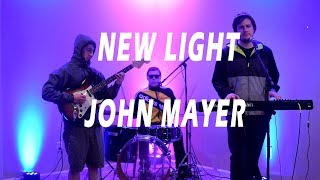 Video New Light (John Mayer cover) - Threesound MP3, 3GP, MP4, WEBM, AVI, FLV Juni 2018