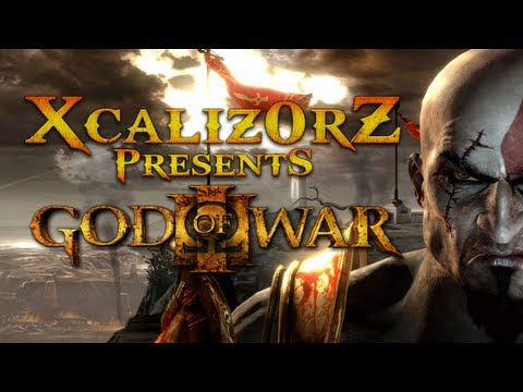 God of War 3 pt.2 - Realm of Hades/Blades of Exile