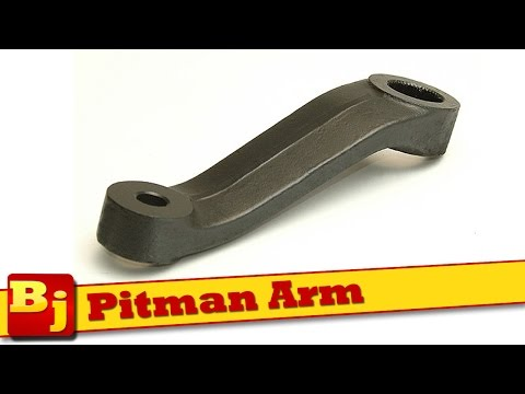 How-To Remove a Pitman Arm