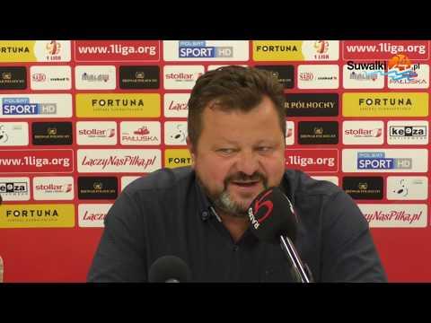 Wigry Suwałki. Dariusz Mazur i Siergiej Chitrikow planują kolejne transfery