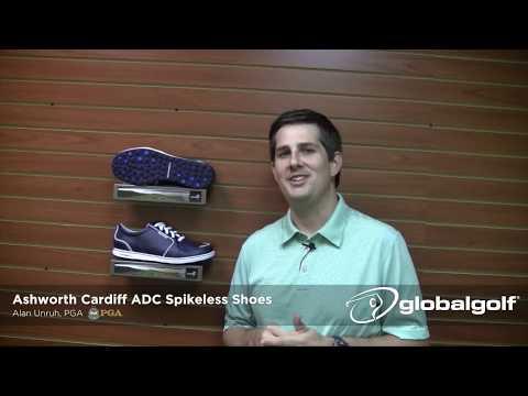Ashworth Cardiff ADC Spikeless Golf Shoe