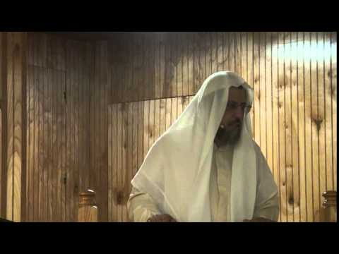 إنما الاعمال بخواتيمها-خطبة الجمعة للشيخ وليد المنيسي