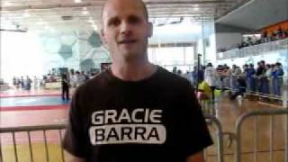 Armstrong Submission and Gracie Barra Teaching Life Lessons and Sport to All