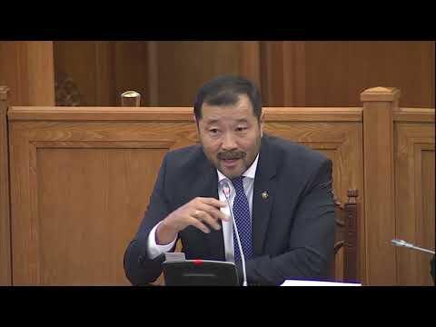 Ж.Бат-Эрдэнэ: Коронавирустэй холбоотой Засгийн газраас авч хэрэгжүүлж буй ажлын талаар мэдээллэх ёстой