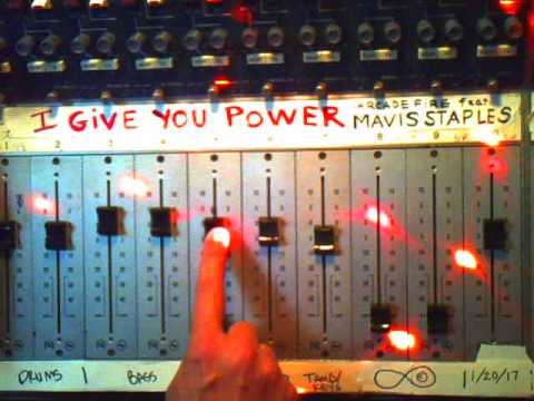 I Give You Power Feat. Mavis Staples
