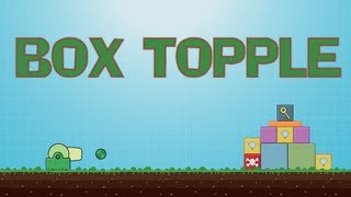 Box Topple - Knockdown! YouTube video