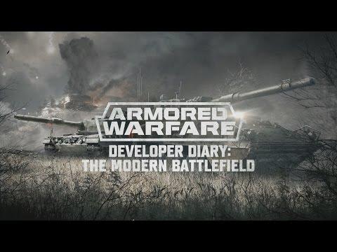 Дневники разработчиков Armored Warfare - часть 2