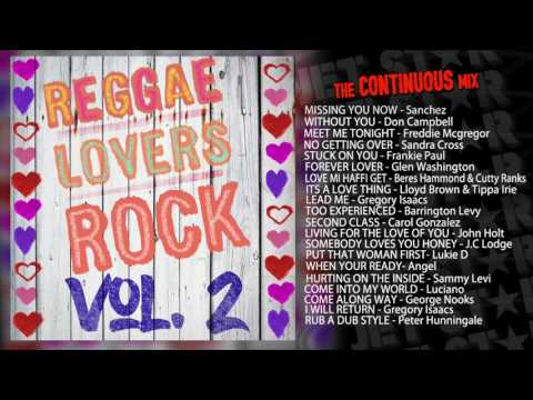 80s 90s Old School Lover's Rock Reggae Mix 2-Beres Hammond, Frankie Paul, Buju Banton,Gregory Isaacs