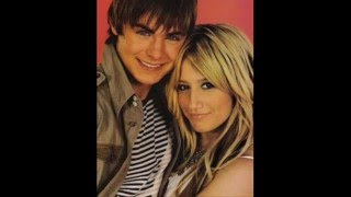 Which Girl Does Zac Look Happy With?[Ashley Or Vanessa..?]