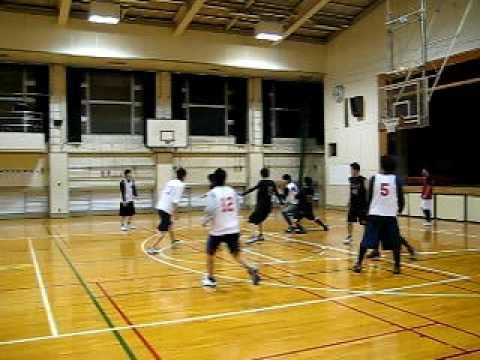 【FOS】練習試合(駒沢中学校) vs Go To Hells(1/14) 20100307