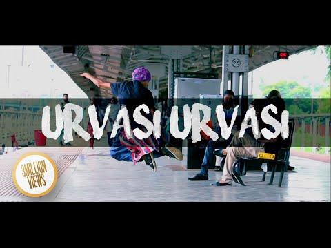 Urvasi Urvasi | Hamse Hai Muqabla | Bollywood Dance Choreography | @Mrockangel