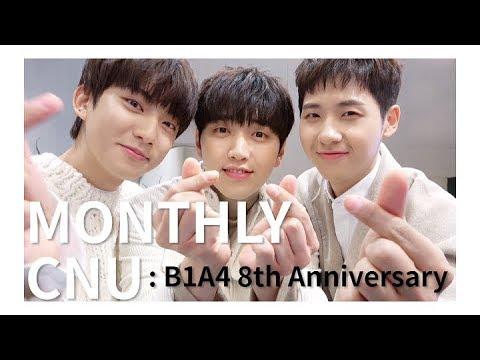 [MONTHLY CNU] B1A4 8th Anniversary